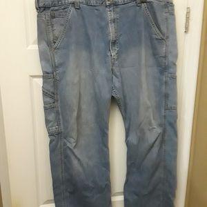 GC - Mens Levi's Carpenter Jeans - 40 x 30